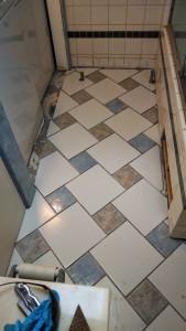 Remodel Bath Floor Tile - Remodeling Bathroom Kansas City Northland