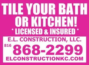 Tile Your Bathroom or Kitchen - Remodeling Kansas City Northland