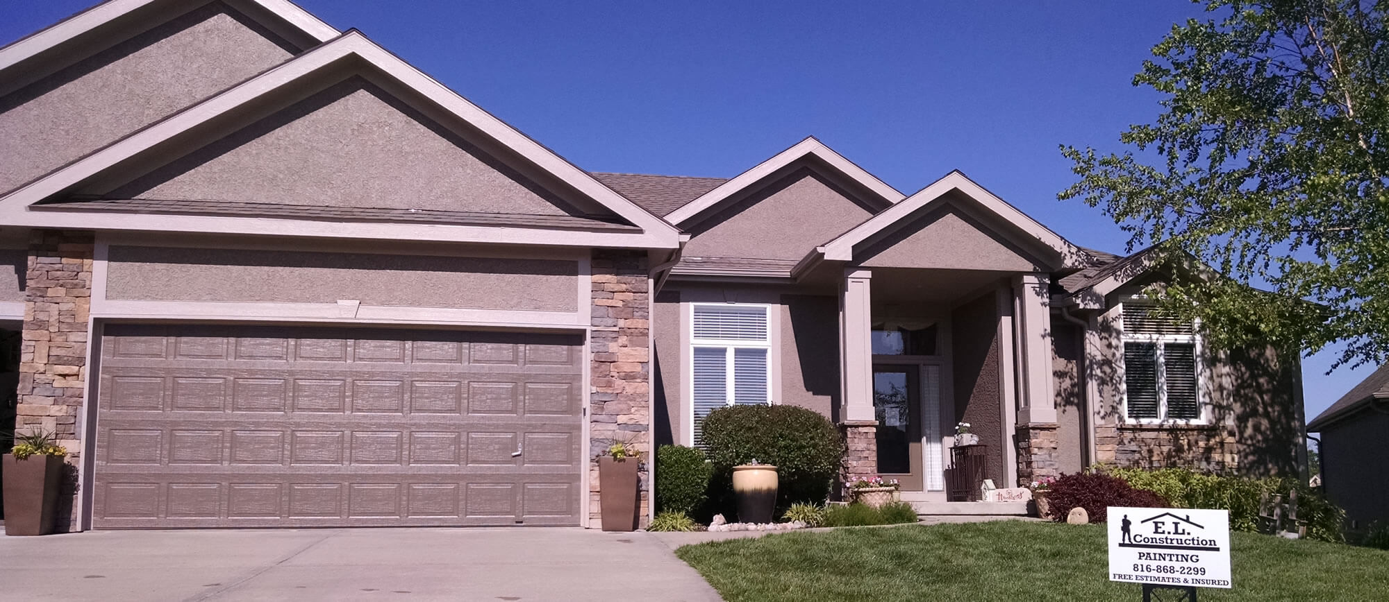 Exterior Painting Kansas City Northland