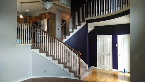 Interior Painting in Kansas City Northland